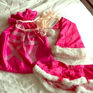 Victoria's Secret 🎃 Halloween sexy Santa's helper